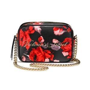 Victoria's Secret Floral Crossbody bag❤️